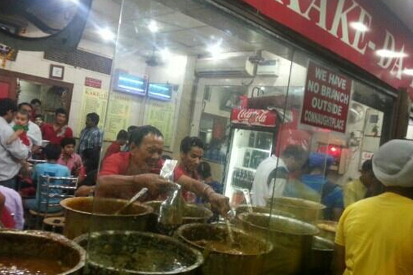 Connaught Place Famous Food Place in Delhi