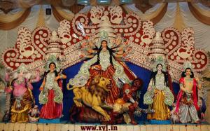 Devi Durga Puja Image