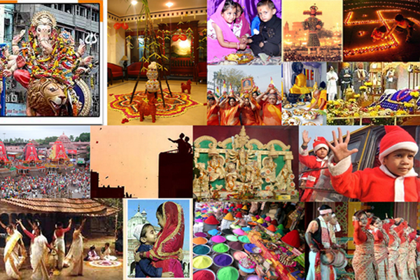 Indian Festival Holidays Image
