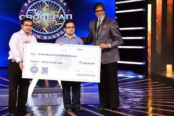 KBC8 Narula Brother Wins 7 Crore