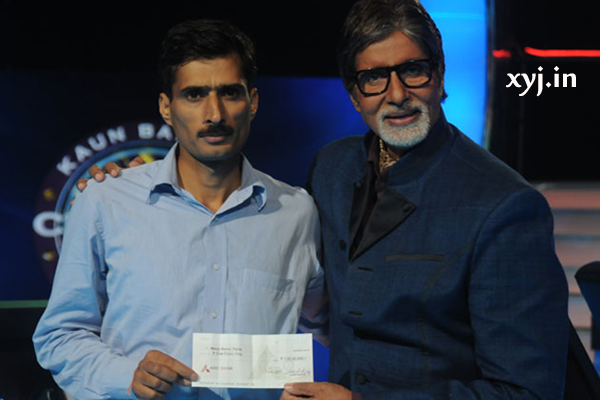 Manoj Kumar Raina KBC Crorepati Winner