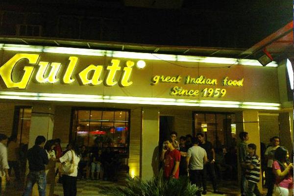 Pandara Road Famous Food Place in Delhi
