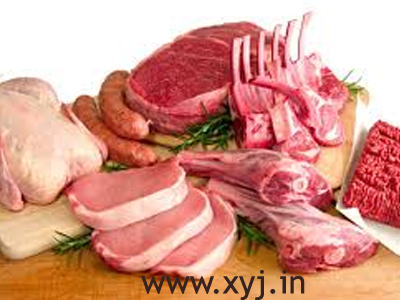 Raw Meat and Poultry