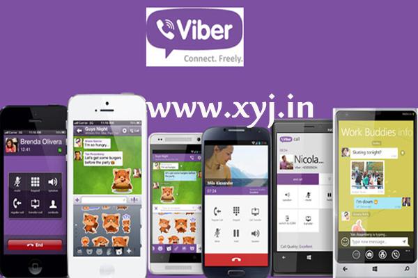 viber chat app image