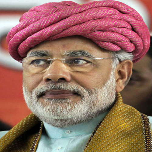 Narendra Modi Wearing Different Caps 7