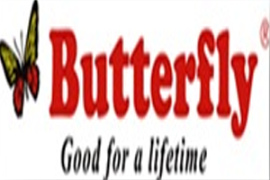 butter fly logo, Butter fly gas stove logo