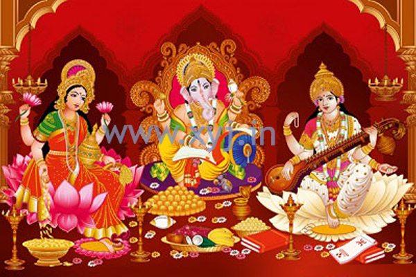 subh muhurat for laxmi puja in diwali 2014