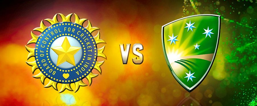 India Vs Australia 2014-15 Series Schedule Details