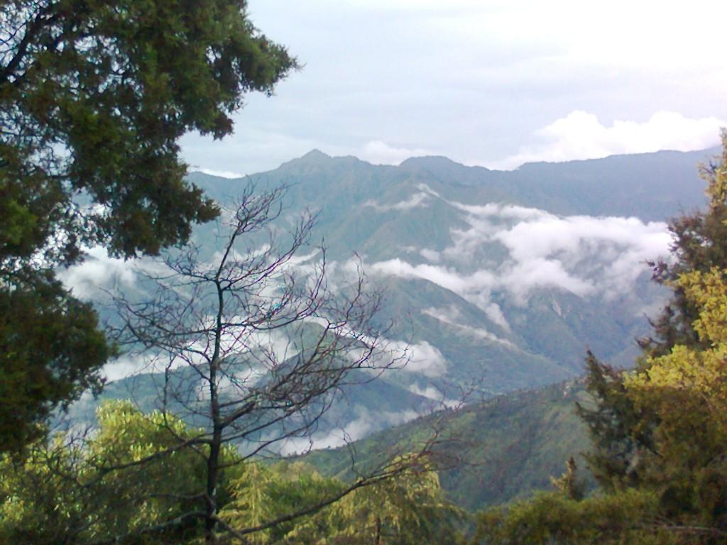Mussoorie Gunhill image