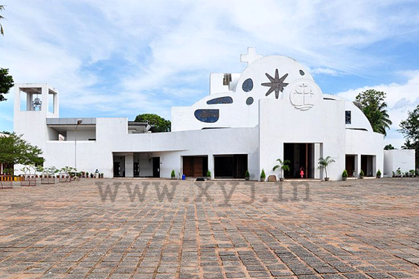 List of Top 5 Best & Famous Churches in India