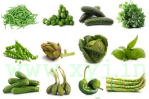 Green Vegetables Image