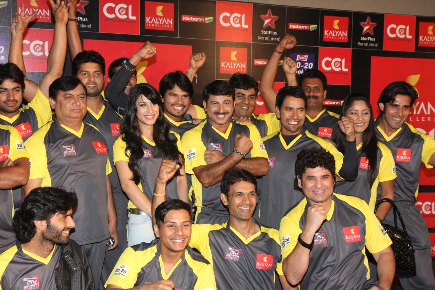 Celebrity Cricket League 2019 Schedule, Timetable, Teams ...