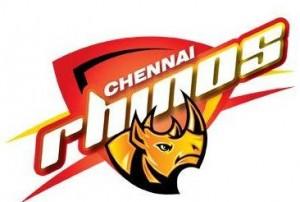 Chennai-Rhinos Logo