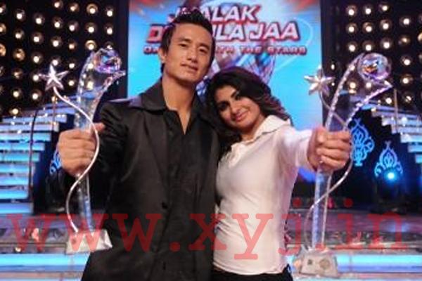 Jhalak Dikhhla Ja Season 3 Winner Baichung Bhutia Photo