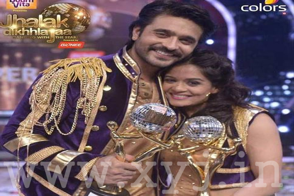 Jhalak Dikhhla Ja Season 7 Winner Ashish Sharma Photo