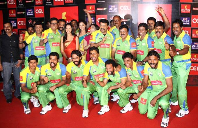 Kerala Strikers Team (Squad) for CCL 5 T20 2015 Announced