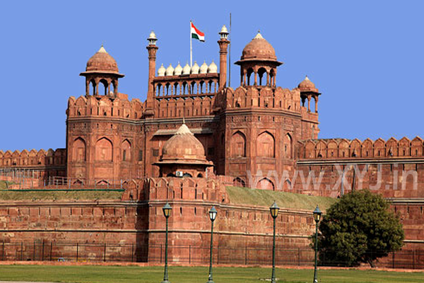Old Delhi Red Fort