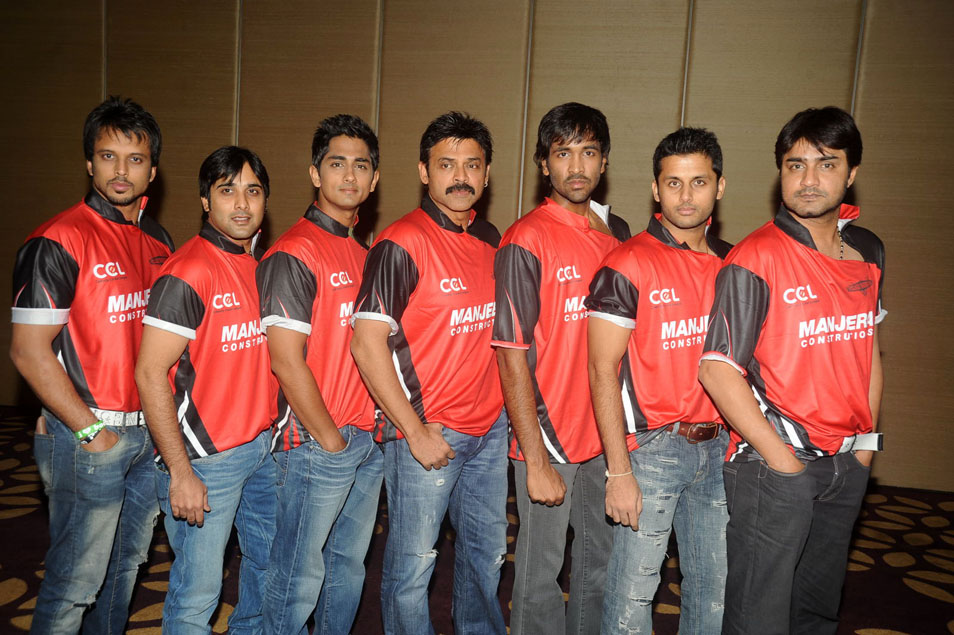 Telugu Warriors Team