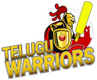 Telugu warriors_Logo