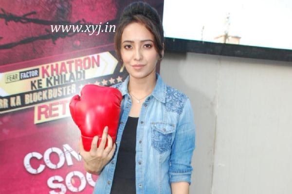 Asha Negi khatron ke khiladi season 6