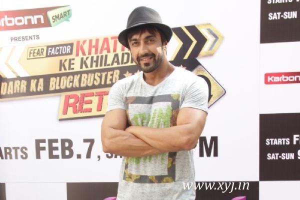 Ashish Choudhry khatron ke khiladi season 6