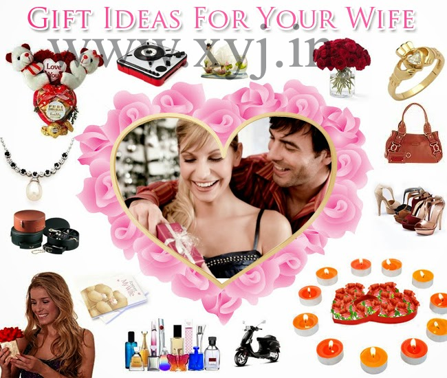 List of Valentine Day Gift Ideas for Wife