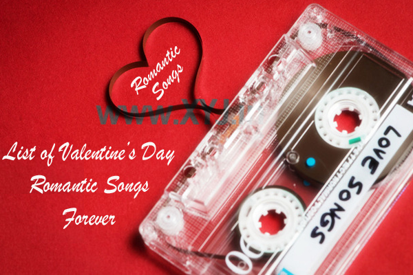 Valentines Day Romantic Song Image