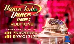Dance-India-Dance-Season-5-Auditions-details