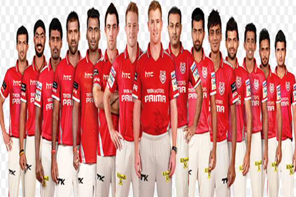 King XI Punjab team Image 2015