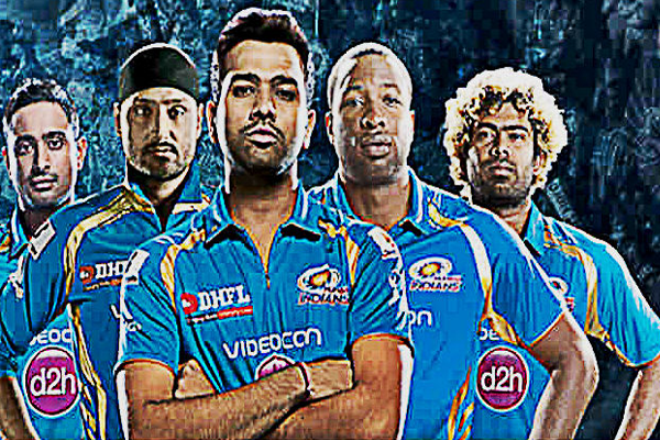 Mumbai Indians 2015 Team Squad & Match Schedule Details