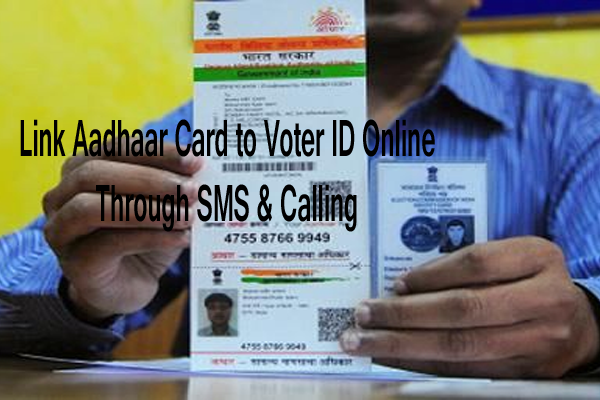 How to Link Aadhar Card with Voter ID Card Online?