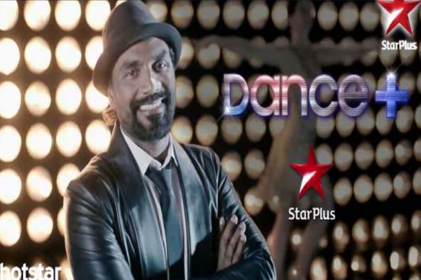 star plus dance plus