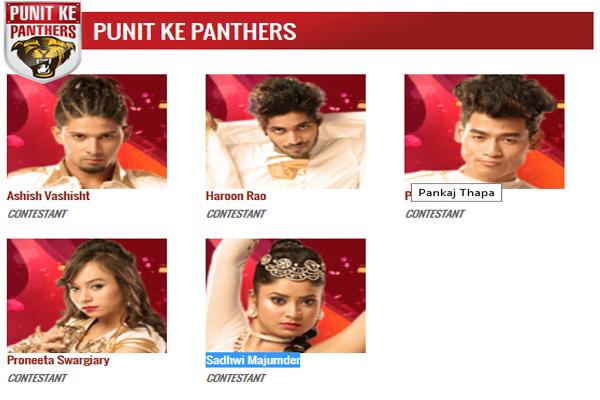 Dance India Dance Season 5 (2015) Confirmed 15 Fantastic Contestants & Team Name
