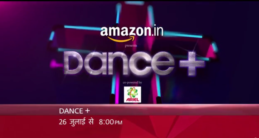 Dance Plus Air Date and time image