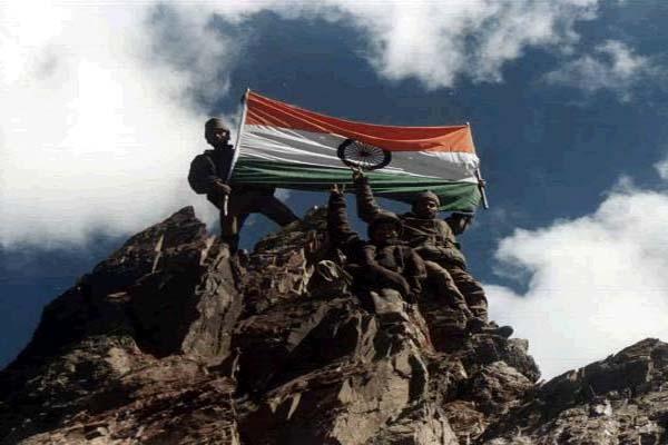 Indo-Pak War in 1999