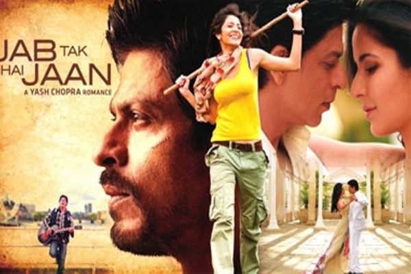 Jab Tak Hai Jaan Banned in Pakistan