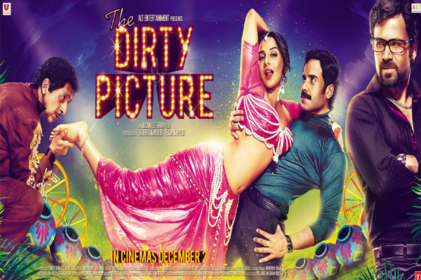 The Dirty Picture Banned in Pakistan