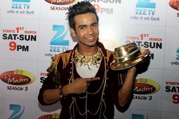 DID 4 Winner Shyam Yadav Winning Moment Pic Image