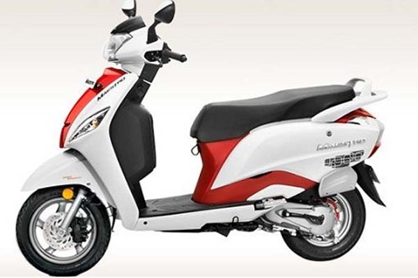 Top 10 Best Scooter Under Rs. 60000  in India 2015 for Men & Women