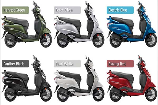 Top 10 Best Scooter for Boys/Girls in India 2015