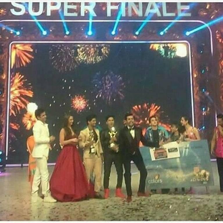 Jhalak Dikhhla Jaa Reloaded Winner Name with Image