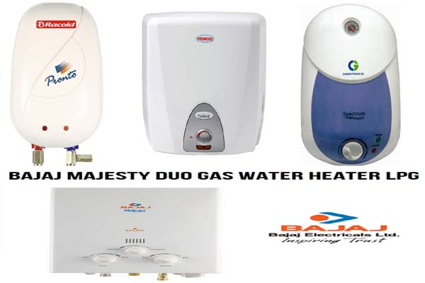 List of Best Gas Geyser Brands Companies in India