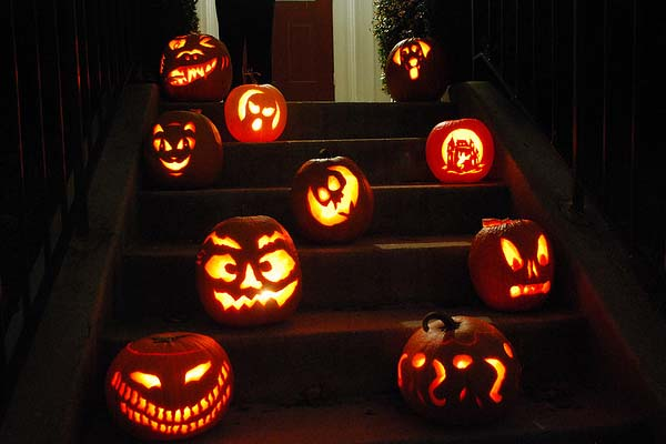 Hang Some Jack o' Lanterns