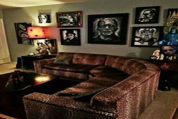 Horror Movie Room