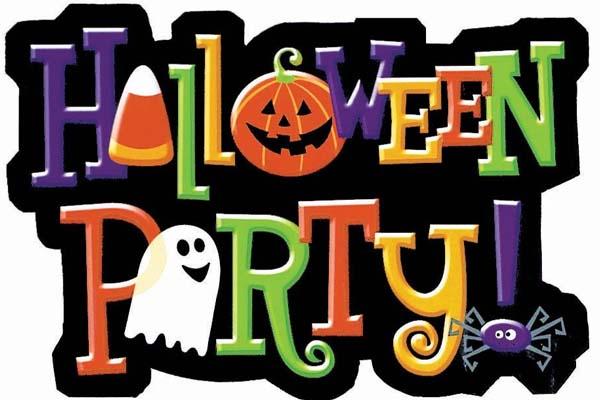 School Halloween Party