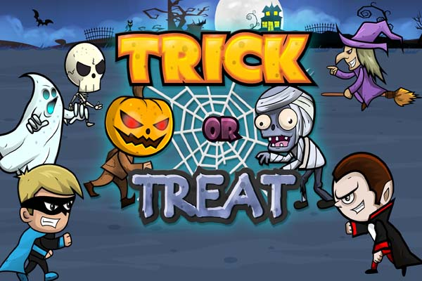 Trick and Treat Game