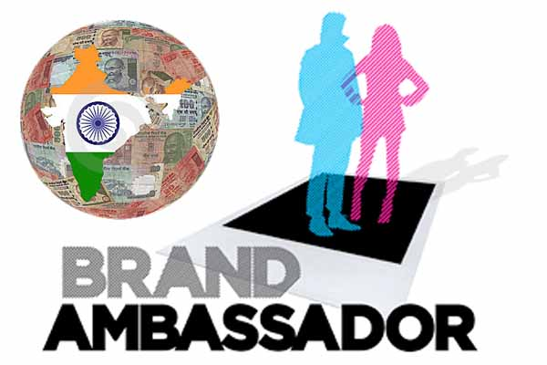 list of brand ambassadors in india