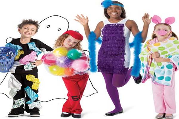 static electricity halloween costume