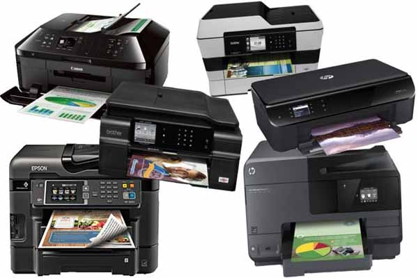 top 5 best inkjet printer brands india