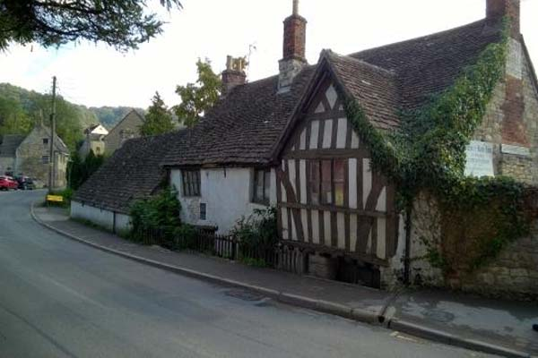 Ancient Ram Inn- Gloucestershire, England